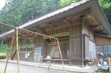 20140602桜井小学校安寺沢分教場14
