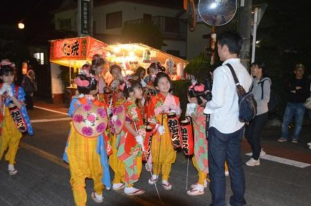 20141011 佐倉秋祭り②01