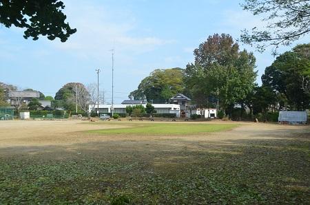 20141014旧・久我小学校跡10