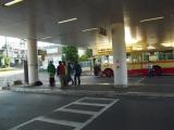 三ヶ木バスターミナル