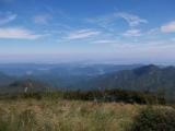 蛭ヶ岳から見た宮ヶ瀬湖
