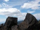 鬼ヶ岩ノ頭からの富士山