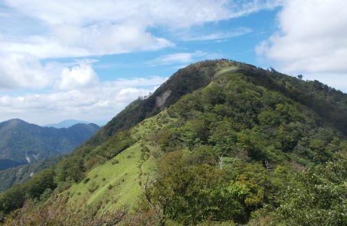神奈川県の最高峰「蛭ヶ岳」
