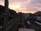 藤野駅をスタート