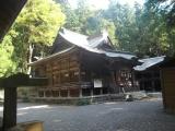 与瀬神社を通過