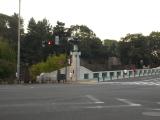 スタート地点の竹橋