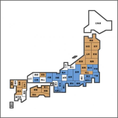 日本地図_行った場所