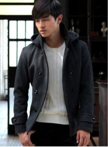 グレー コート