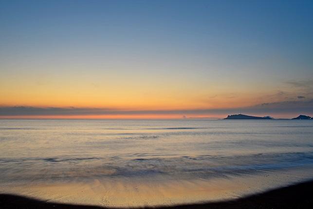 渚の夜明け(1)