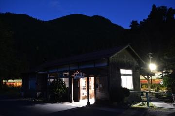 美作河井・知和夜景(2)