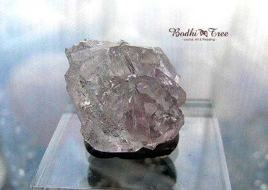 ピンククオーツ原石