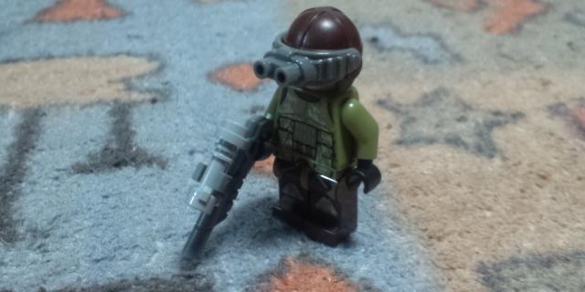 特殊部隊?