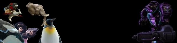 アニマル軍団&TKC002gun30