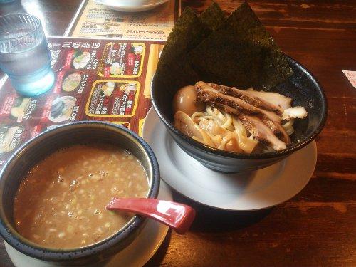 川崎商店つけ麺