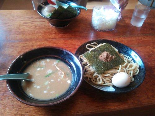 誠屋つけ麺