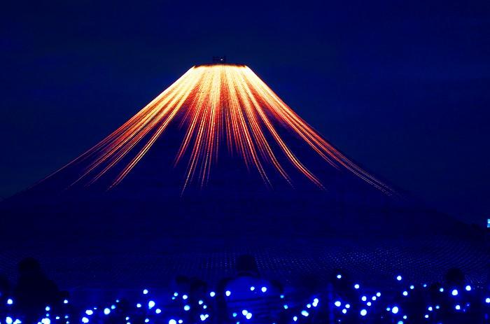 s-1富士山色変わり