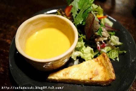 Franchise・Nature◇サラダとキッシュとスープ