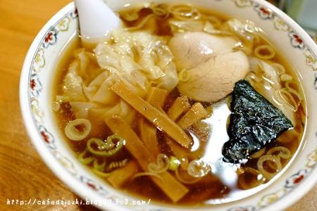 ねいろ屋◇ワンタン麺