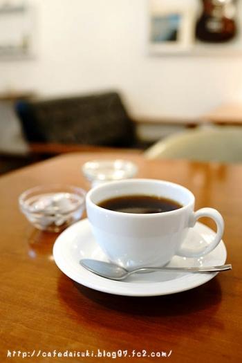 シルクツリーカフェ◇コーヒー