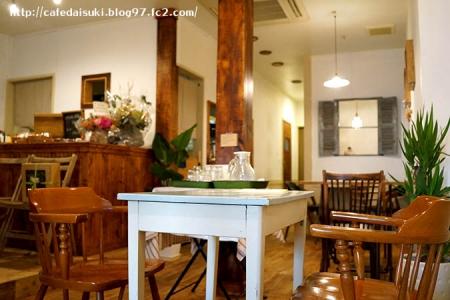 Cafe uwaito◇店内