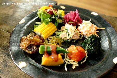 YATSUDOKIYA◇お惣菜の盛り合わせ
