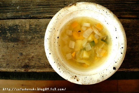 YATSUDOKIYA◇野菜のスープ