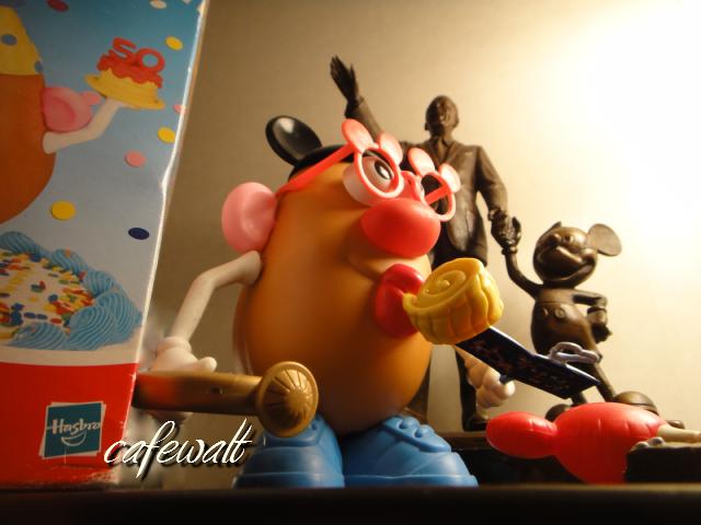ミスター ポテトヘッド(Mr Potato head) by Hasbro 3