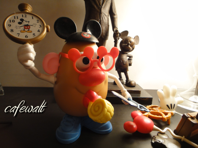 ミスター ポテトヘッド(Mr Potato head) by Hasbro 4