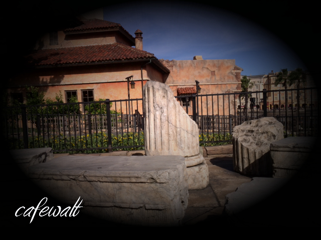 TDS ローマ 遺跡 1