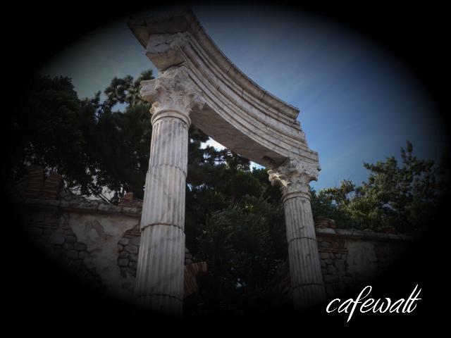 TDS ローマ 遺跡 2