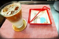 アイスカフェラテ