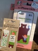 マグネット&iPhoneカバー