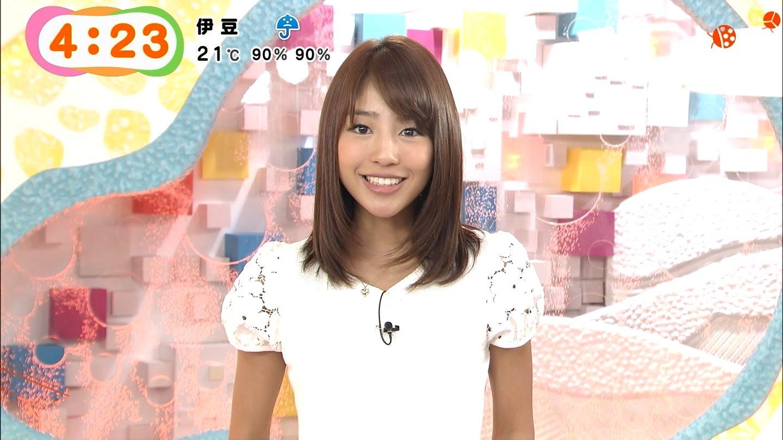 笑顔が可愛い岡副麻希
