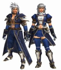アスール剣士