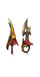 フロル双剣