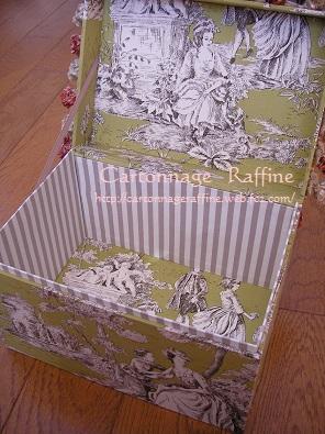 茶箱風の箱2
