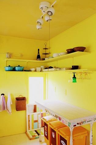 キッチン窓辺4