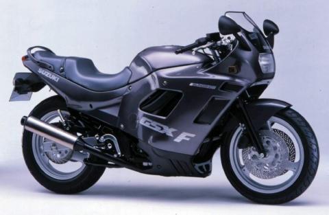 Suzuki GSX 400F 88 1