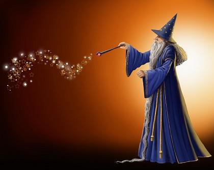 魔法ってこんな感じ