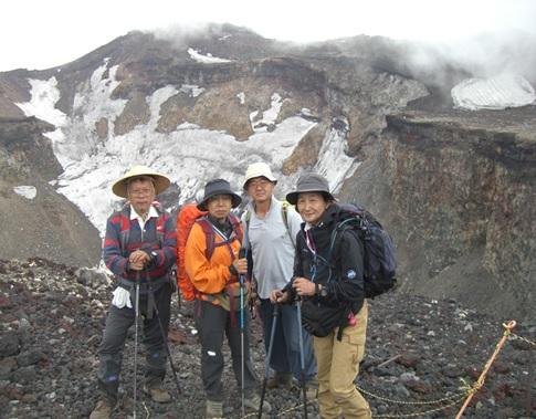 富士山山行7月30日
