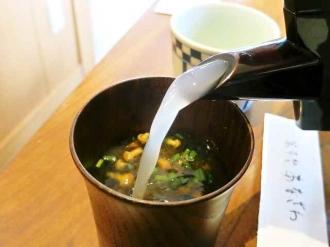 14-9-13 蕎麦湯