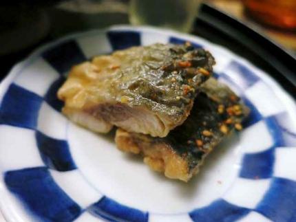 14-9-20 酒肴秋刀魚
