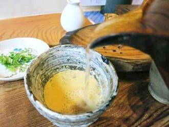 14-9-25 蕎麦湯胡麻