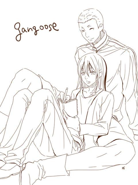 サイケとタケオ