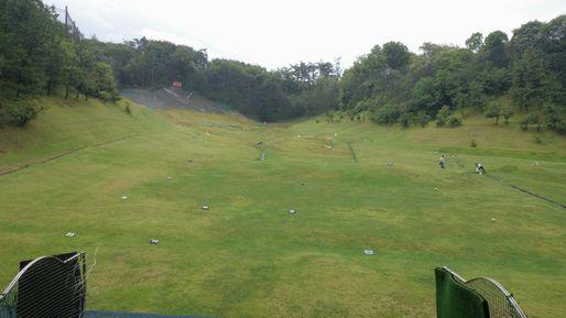 ゴルフ練習20140622