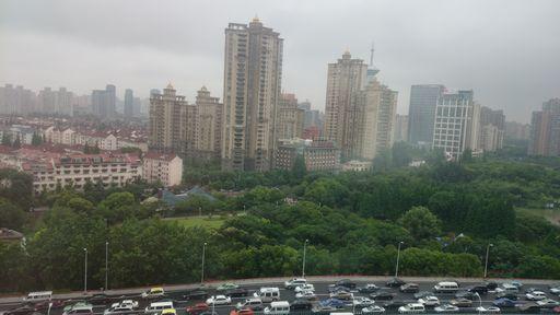 上海出張①20140627