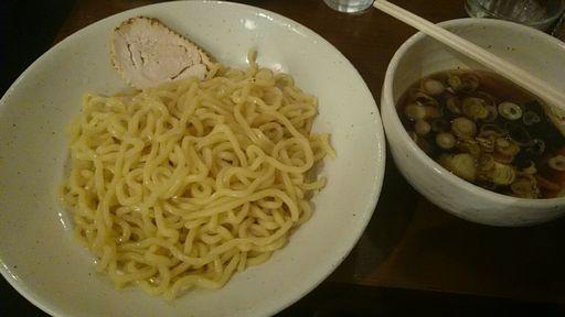 銀座つけ麺②20140917