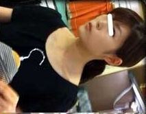 vol54美人アパレル胸チラ&パンチラTバックゴチになります!