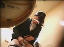 潜入!!女子化粧室○撮~絶対見られたくない時間~vo,82