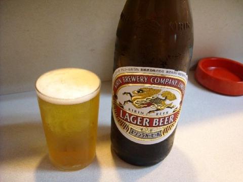 一番星・ビール